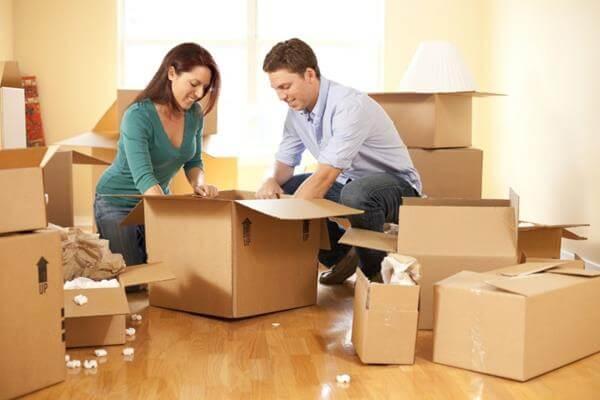 Cách đóng gói đồ đạc chuyển nhà