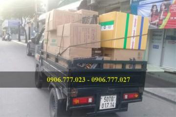 Xe ba gác chở hàng quận Bình Thạnh